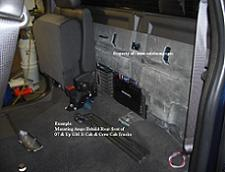 07-13 GM Crew Cab Dual Downfire Box *Hot Product*