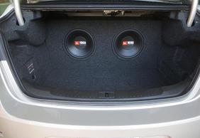 *New* 2013-2015 Chevy Malibu Subwoofer Enclosure