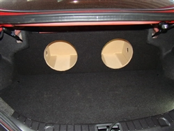 2013-2015 Hyndai Genesis Coupe Subwoofer Enclosure