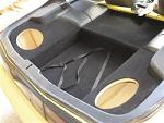 1990-1996 Nissan 300zx (2 seater)Subwoofer Enclosures