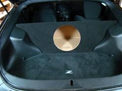 Nissan 370z 1 12 Quot Subwoofer Enclosure