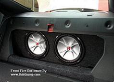 subthump exclusive 2010 \u0026 up camaro plug \u0026 play factory amp