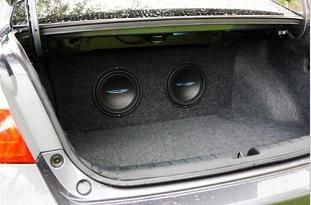 2013 2015 Honda Accord Coupe Or Sedan Subwoofer Box