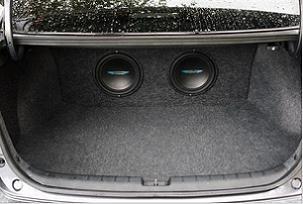 2013 2015 Honda Accord Coupe Or Sedan Subwoofer Box