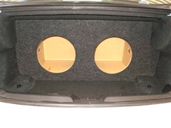 2004-2008 Acura TL Subwoofer Enclosure