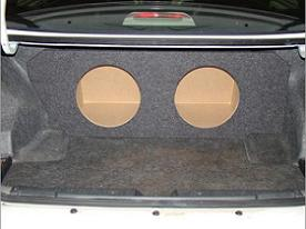 1999-2003 Acura TL Subwoofer Enclosure