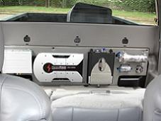 03-06 GM 1500 Light Duty Crew Cab Dual Downfire Box