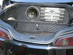"2003+ Infiniti G35 Coupe 1-10"" Subwoofer Enclosure"