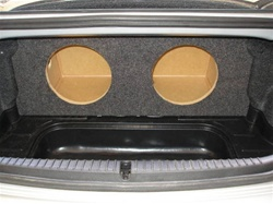 Mazda RX8 Subwoofer Enclosure
