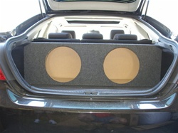 2005 & up Scion TC Subwoofer Enclosure