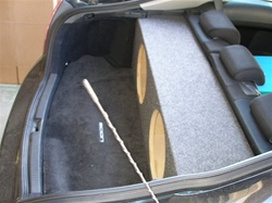 2005-2010 Scion TC Subwoofer Enclosure