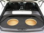 "2003-08 Nissan 350Z 2-12"" Subwoofer Enclosure"