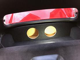 C5 Z06/FRC Corvette Partition Subwoofer Box