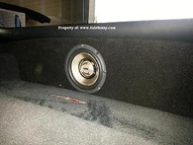 *New* C5 Z06/FRC Corvette Partition Subwoofer Box