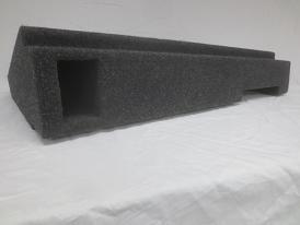 *New* 2015-2019 Colorado/Canyon Crew Cab Single 10 Slot Vented Sub Box