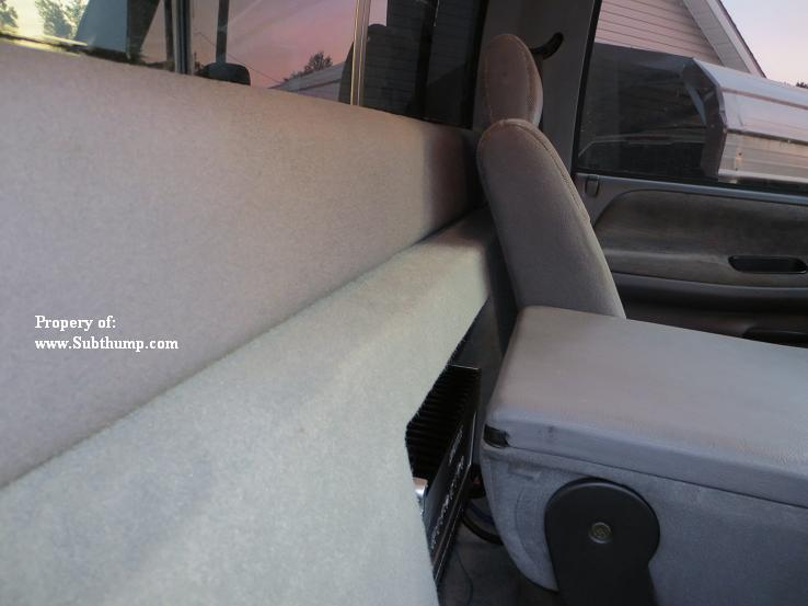 94 01 dodge ram regular cab dual sub box with amp space publicscrutiny Image collections