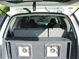 03-06 Ford Expedition Dual 12 Ported Or Sealed Box