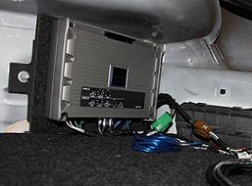 subthump exclusive 2010 up camaro plug play factory amp rh subthump com Camaro Custom Subwoofer Box 2013 Camaro Subwoofer