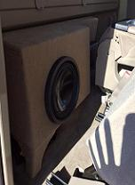 99-06 GM Regular Cab Single Sub Box With Amp Space *New*