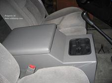 99-06 GM Custom Center Console Sub Boxes