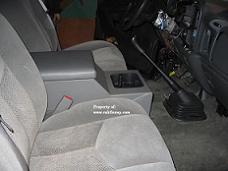 Chevy Silverado Center Console Subthump