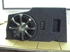 "2010 & Up Camaro Coupe 12"" Integrated Amp/Sub/Stealth Enclosure *Hot Product*"