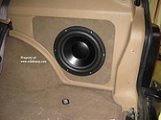 Jeep Subwoofer Amp Speaker Boxes Jeep Cherokee Sub Box