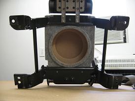 99-06 Silverado/Sierra Standard Cab Jump Seat Sub Box ...