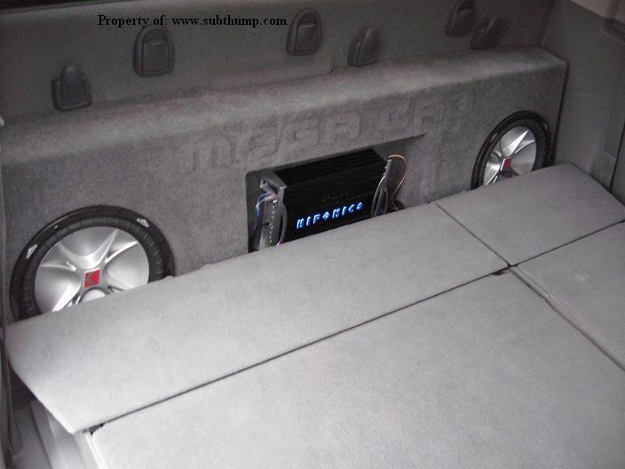 06 u0026 Up Dodge Ram Mega Cab Dual Sub Box With Amp Space Deep Heavy Duty & u0026 Up Dodge Ram Mega Cab Dual Sub Box With Amp Space Deep Heavy Duty Aboutintivar.Com