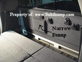 Narrowbumpsm on 2006 Dodge Mega Cab
