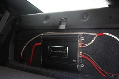 2010-2011 Camaro Trunk Rear Fire Dual Premium Subwoofer Box  *Best Seller*