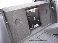 2006-2013 Volkswagon GTI Subwoofer Enclosure With Amp Space